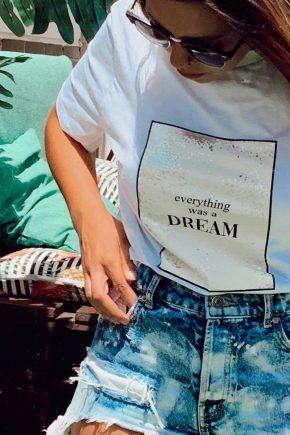 CAMISETA DREAM